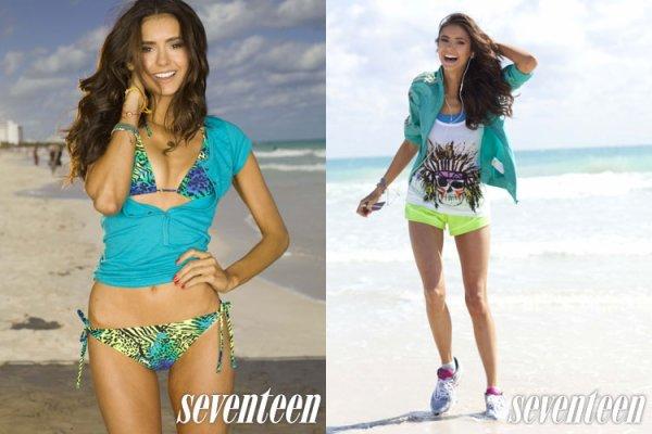 Nina pour Seventeen