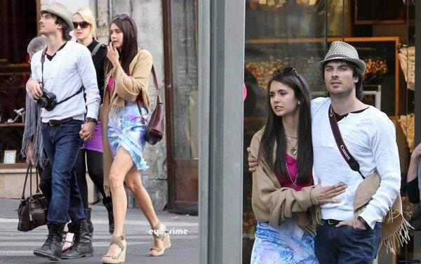 Ian et Nina : Ca se confirme