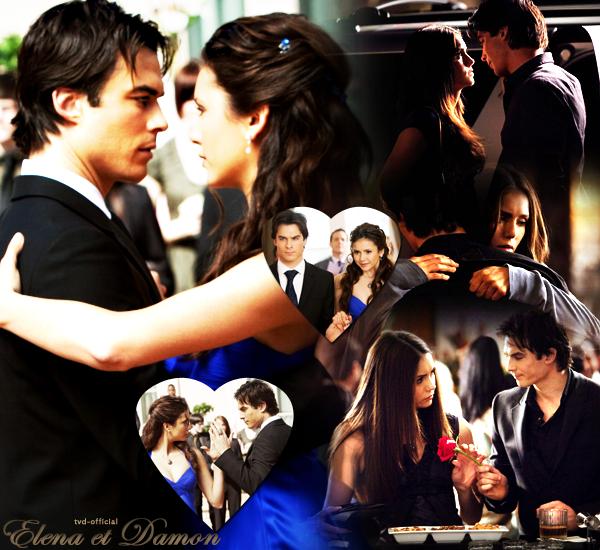 Elena restera-t-elle fidèle à Stefan ?
