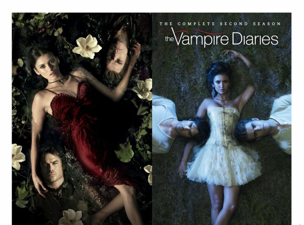 Photos cover DVD Saison 2