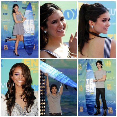 TCA – Vampire Diaries remporte cinq awards !