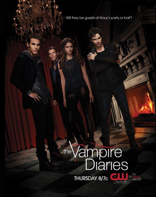 Poster exclusif avec Nina, Paul, Ian & Joseph !