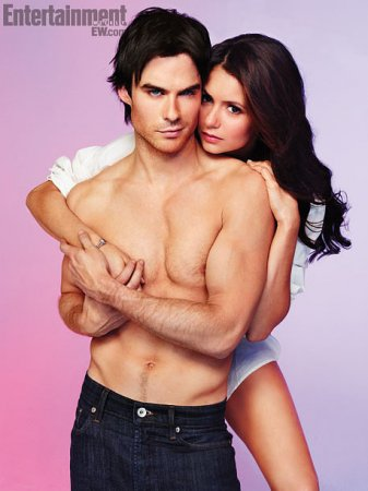 Splendides shoots de Nina, Paul & Ian !