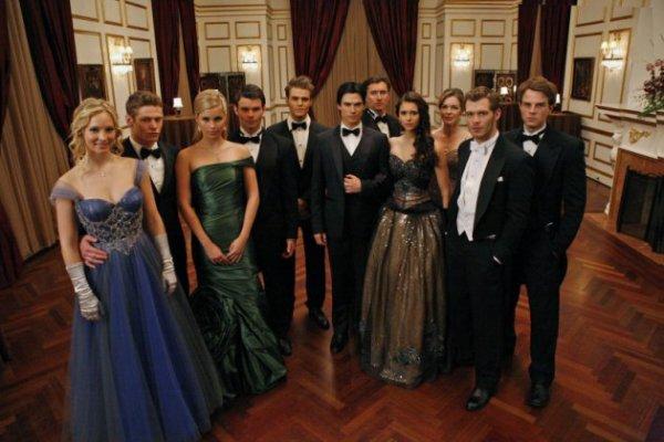 Un grand épisode pour Stefan, Elena et Damon…