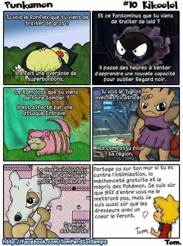 Ses pauvre pokemon :'(