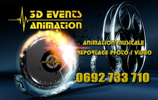Animation Musicale, Reportage Photo/vidéo