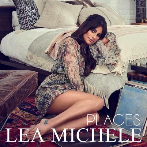 Places / Lea Michele - Truce (2017)