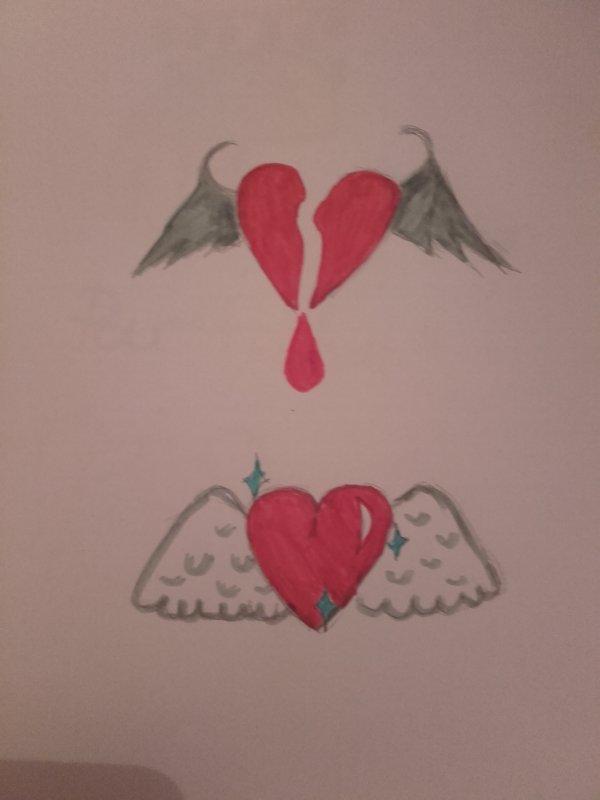 coeurs en folie