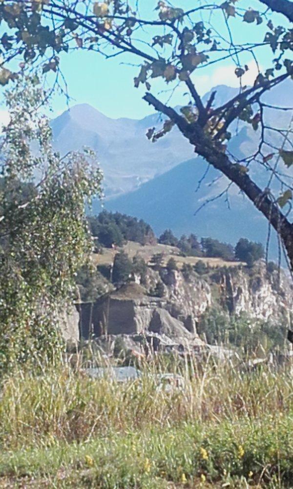 camping  en Savoie 😘😘😘😘