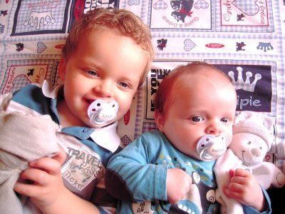 Mes amours : Lohan & Baptiste