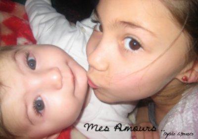 # ♥ .Mes Bbés ; Ma soeur , Mon frère.