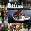26/09/11 au 29/09/11Zayn, Niall, Liam, Louis et Harry étaient à New-York pour le tournage de leur nouveau clip.