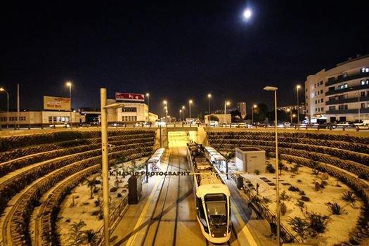 le tramway d'ORAN