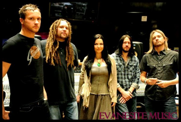 Evanescence: le groupe