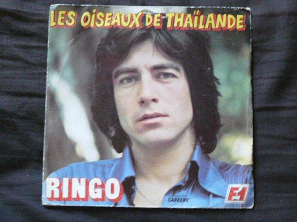 RINGO LES OISEAUX DE THAÏLANDE LE 45 TOURS