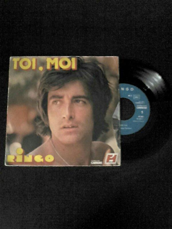 Ringo Toi, Moi 1977 45 tours