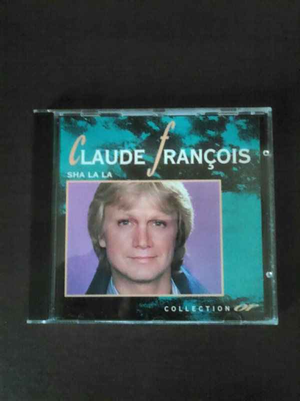 Claude François Sha La La Collection Or Cd 1992