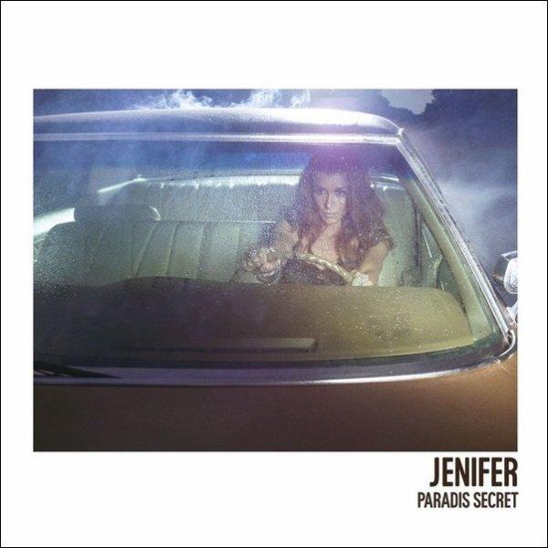 Nouvelle pochette de l'album de Jenifer + nouvelle photo + chanson inédit + les deux derniers tubes de l'album