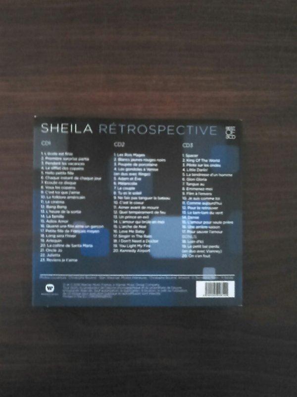 Mes nouvelles acquisition cd: Daniel Balavoine, Sheila et France Gall