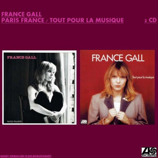VOICI MON NOUVEAU MONTAGE FRANCE GALL FAÇON COMPIL 2 ALBUMS