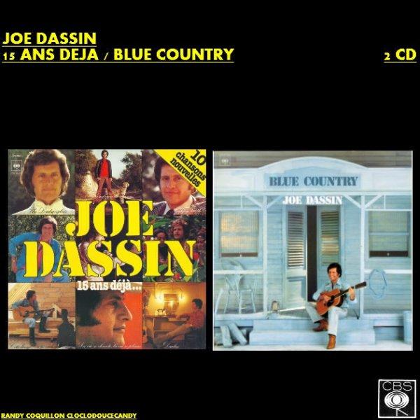 VOICI MON NOUVEAU MONTAGE JOE DASSIN FAÇON COMPIL 2 ALBUMS