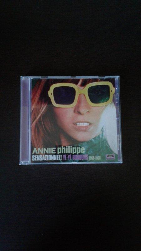 Annie Philippe Sensationnel! Yé-Yé Bonbons 1965-1968