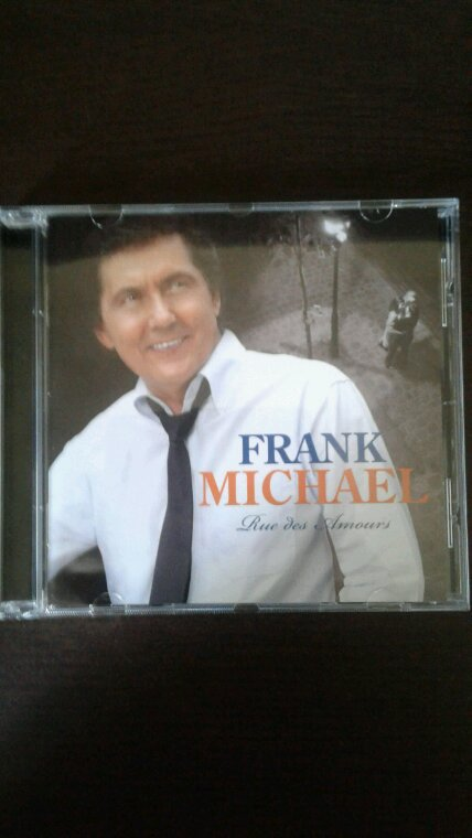 Frank Michael Rue Des Amours CD 2009
