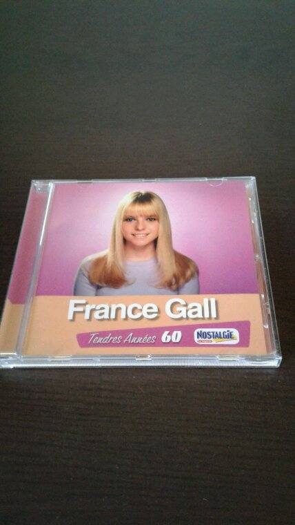 France Gall Tendres Années 60 CD Nostalgie 2003