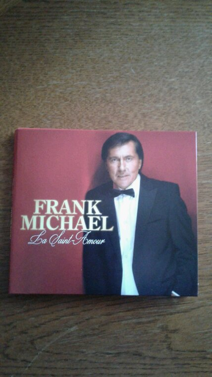 Frank Michael La Saint Amour nouvel album 2017