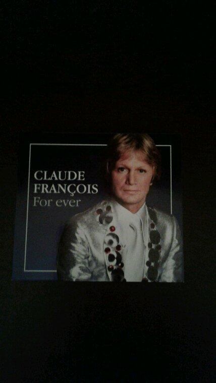 """Claude François For Ever Best of 3 cd """"Nouveaux"""""""