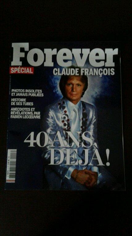 Forever Spécial Claude François
