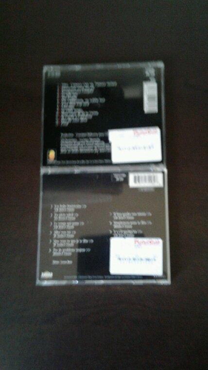 Frederic François mes nouveaux cd