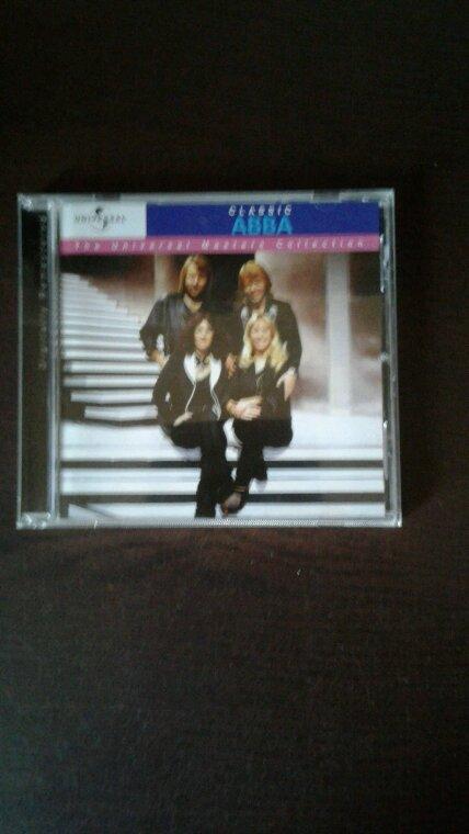 ABBA classic compilation de 2005
