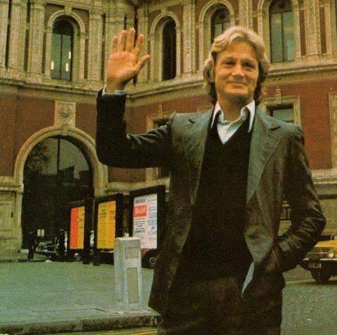 Claude François A Londres en Janvier 1978
