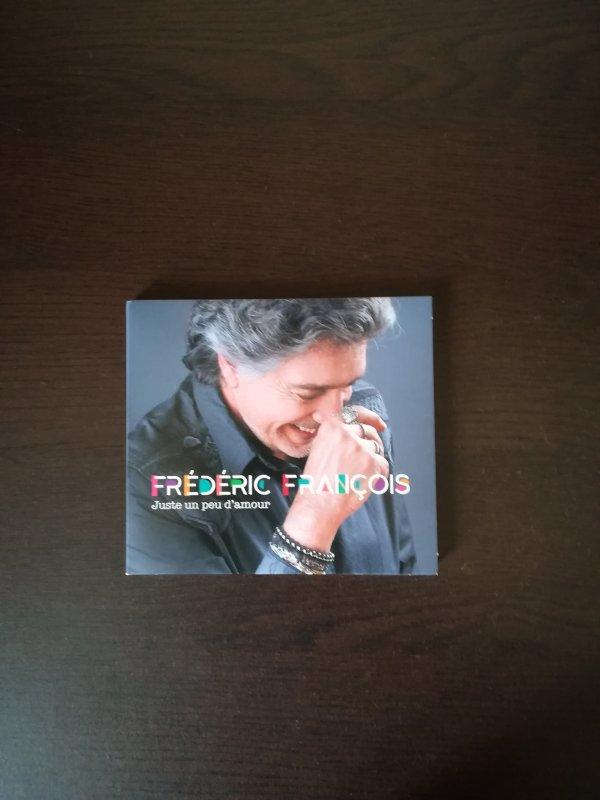 Mes derniers achats de ces dernières semaines : Frédéric François, Frank Michael et France Gall