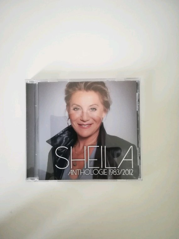 Sheila Anthologie 1983/2012