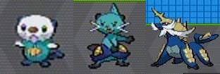 voici l'évolution de Mijumaru