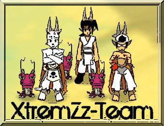 Blog de la team XtremZz sur Dofus, serveur Goultard !!
