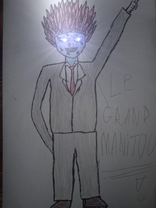 Grand Manitou Special ..