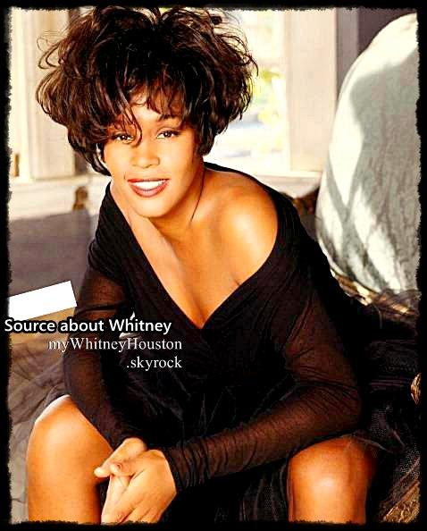 © Blog consacré à Whitney Houston . En hommage à une voix Unique .