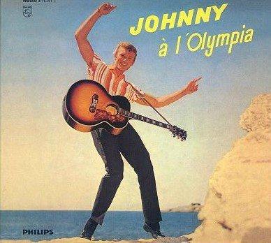 johnny a l'olympia
