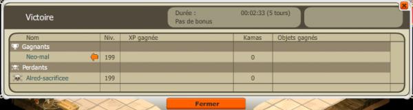 victoire xd ;)