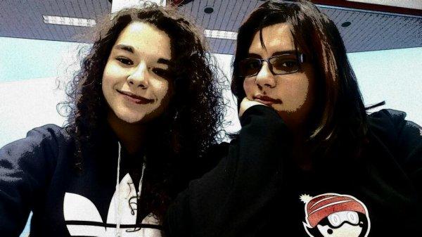 Joana et moi