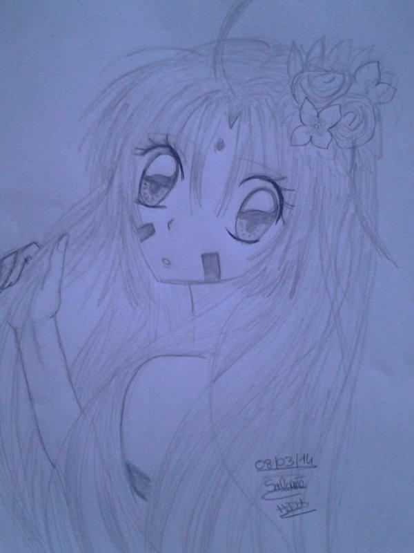 Princesse Sakura en dessins ! Part. 2.