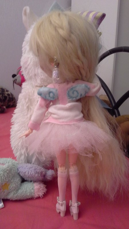 Creation d'une tenue fairy kei *^*