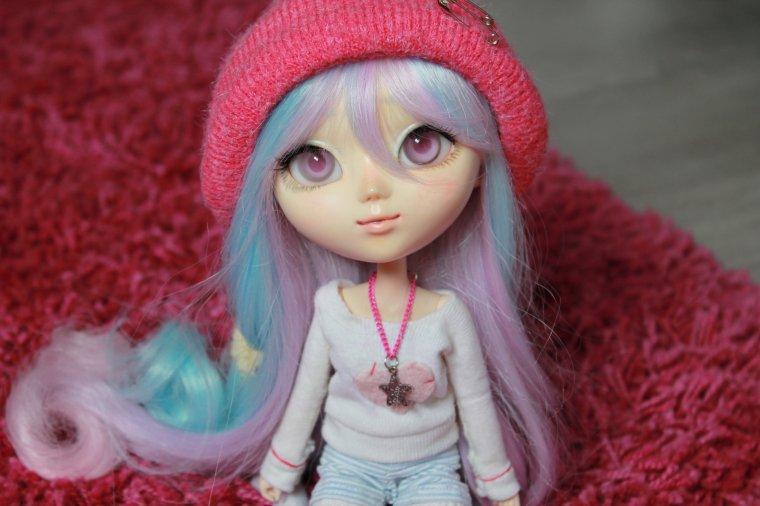 Ma troisième doll: Hina