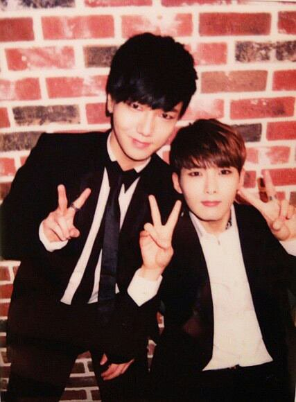 Fiction YeWook Chapitre 1