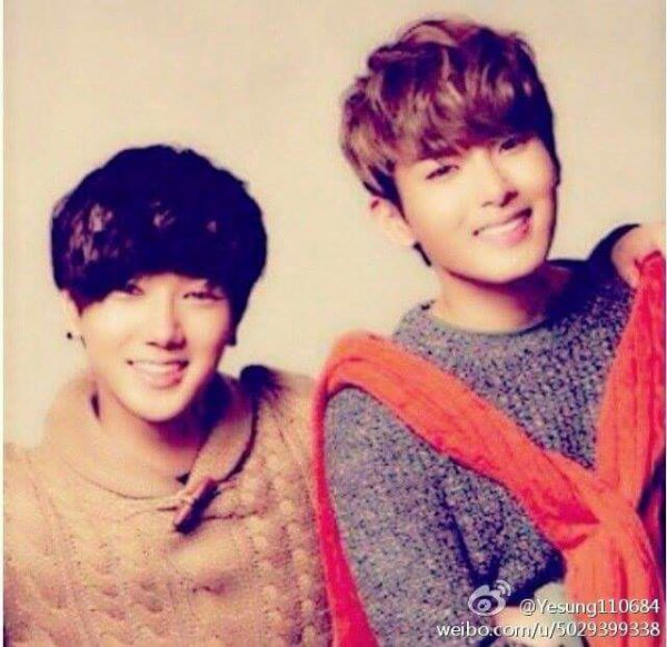 Fiction YeWook Chapitre 2