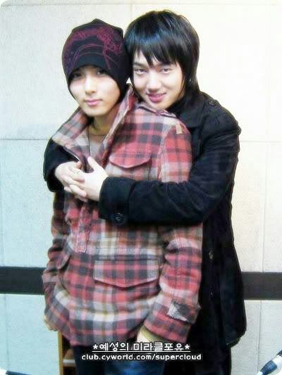 Fiction YeWook Chapitre 6