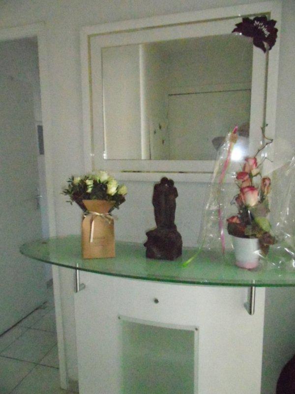 les fleurs qui ont mis dans de temp pour étre livrées ....